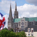 The Brits are taking over Chartres