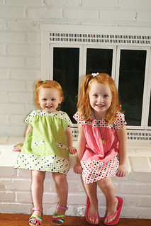 Ice Cream Dresses by Oliver + S | by lollyquiltz