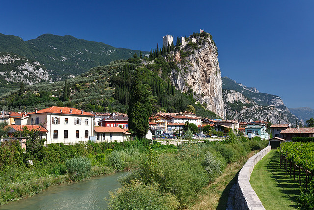 Arco Italy  city images : Arco Castle Castello di Arco , Trentino, Italy | Flickr Photo ...