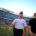 General Kowalski represents at NFL game during Air Force Week