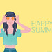HAPPY SUMMER! / Apricot