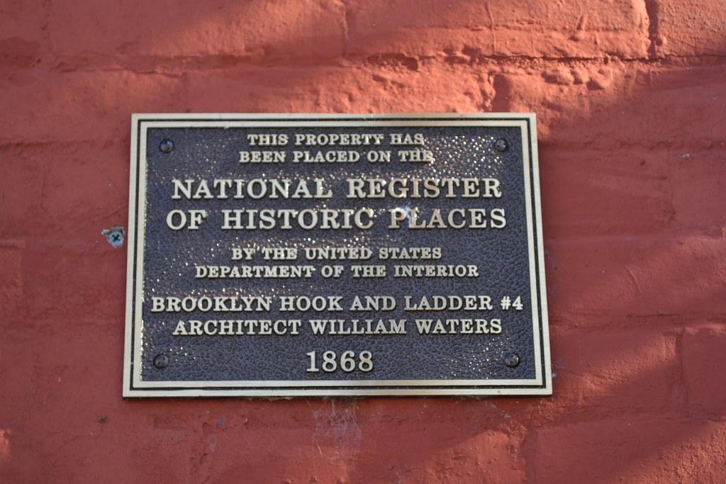 Brooklyn Hook Amp Ladder No 4 Oshkosh Wi Turn Off Your