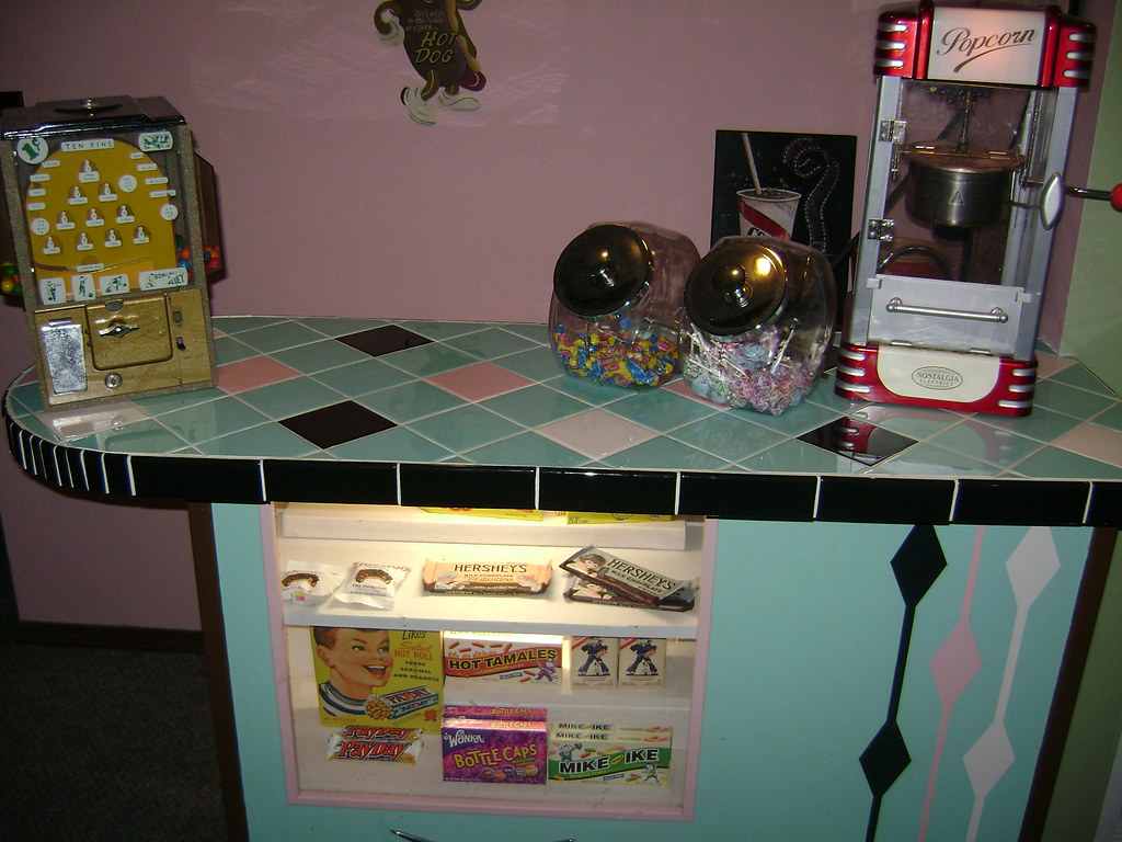 Quot 1950 S Quot Drive In Movie Theater Concession Stand I