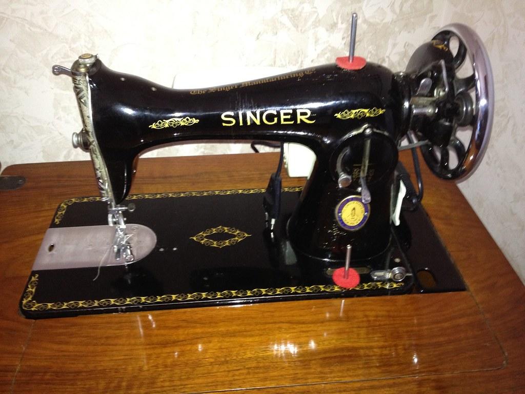 macchina da cucire singer 1951centennial macchina da