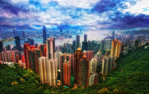 Hong Kong | by D'ArcyG