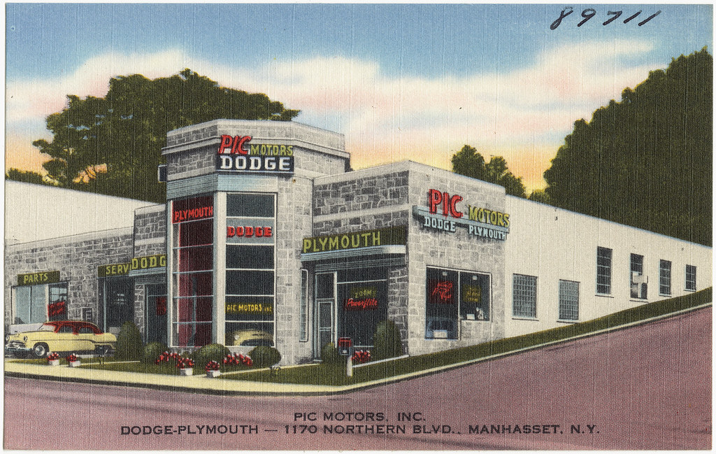 Pic motors inc dodge plymouth 1170 northern blvd ma for Tracy motors plymouth massachusetts