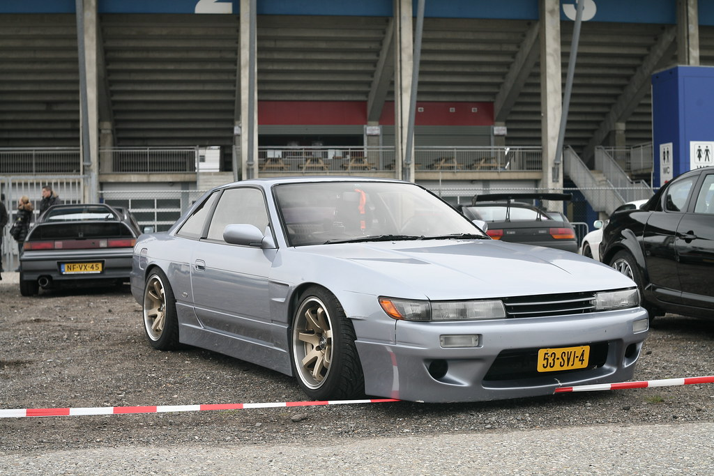 The Perfect Nissan Silvia S13 K S The Perfect Nissan