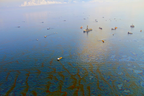 Deepwater Horizon Oil Spill Site | by Green Fire Productions
