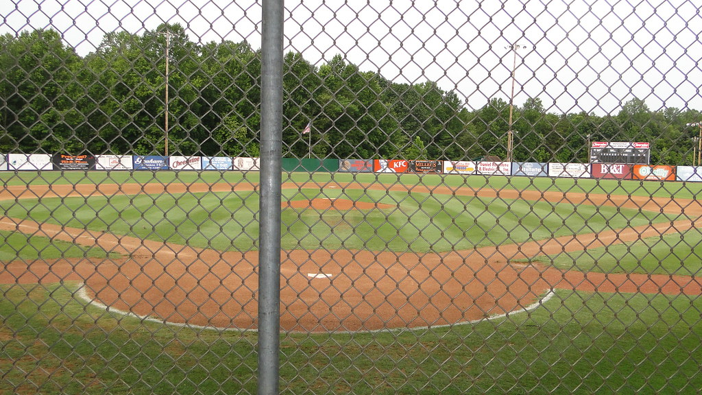 Mando Field At Rich Park In Mocksville Nc Home Of Coole