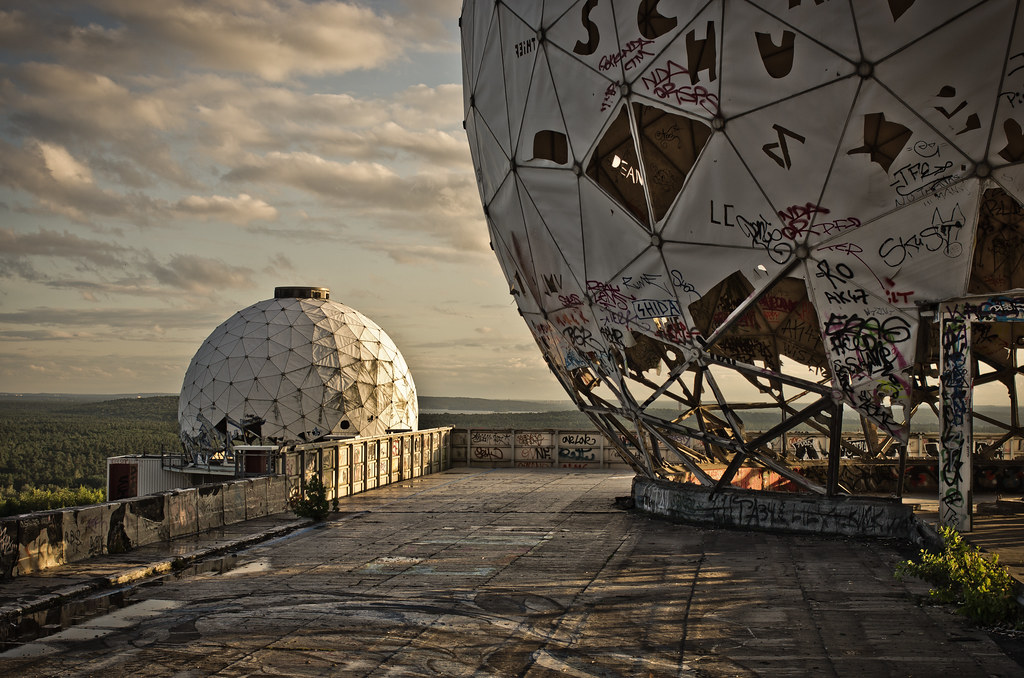 berlin teufelsberg christoph flickr. Black Bedroom Furniture Sets. Home Design Ideas