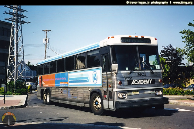 New Jersey Transit Academy Bus 1984 Mci Mc 9a Commuter