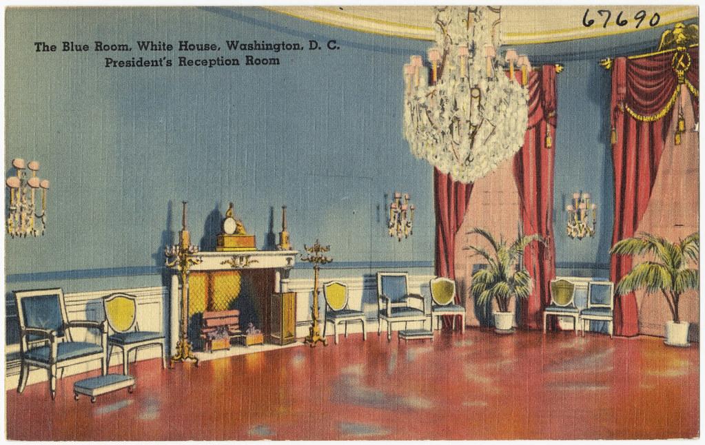Blue Room Reception Hall Baton Rouge La