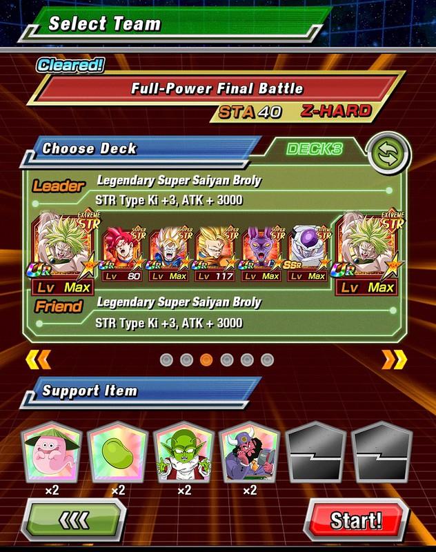 Dragon Ball Z: Dokkan Battle |OT| Rerolling is over 9000