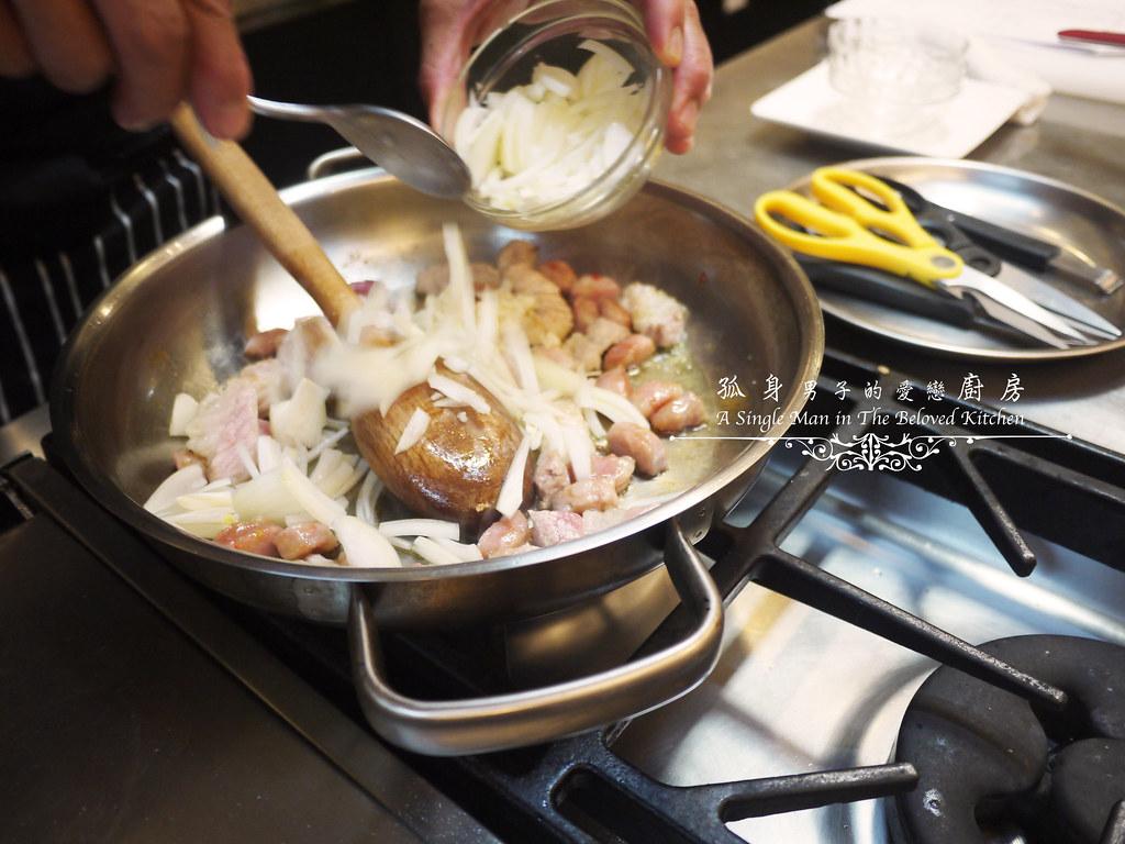 孤身廚房-夏廚工坊賞味班-Marco老師的《地中海超澎湃視覺海鮮》46