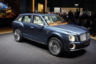 2012 Geneva Motor Show - Bentley EXP 9F | by The National Roads and Motorists' Association