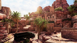 UNCHARTED 3: Drake's Deception Multiplayer Map Pack: Oasis | by PlayStation.Blog