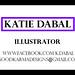 Katie Dabal's Business Card