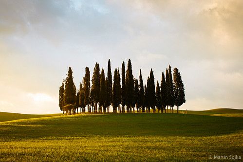 Val d'Orcia, Toscana #12 - Cypress Trees ~ Italy | by Martin Sojka .. www.VisualEscap.es