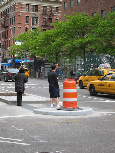 NYC_Bike Lane_1st Ave -4 | by TNoble2008