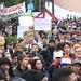 La multitud que busca proteger la institucionalidad de la república