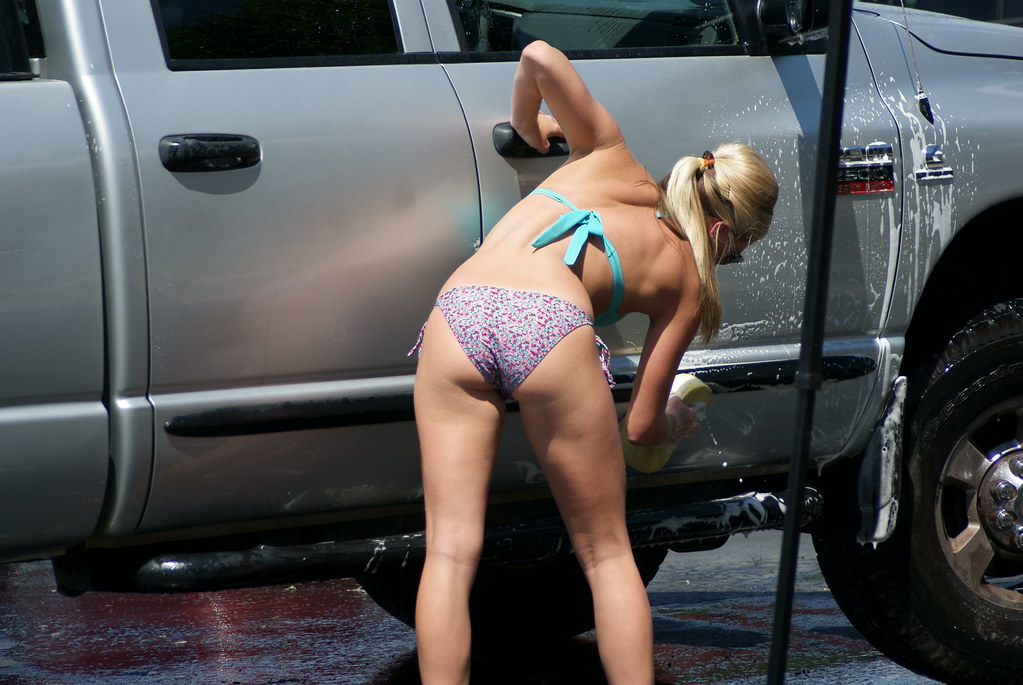 twin peaks bikini car wash markscottaustintx flickr