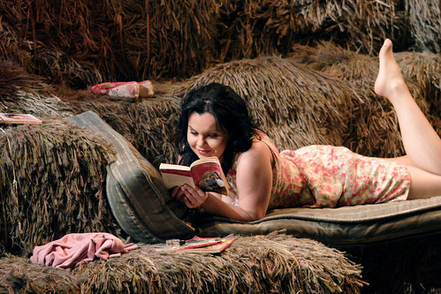 Aleksandra Kursak as Adina in L'Elisir d'amore. ©ROH/Catherine Ashmore 2007 | by Royal Opera House Covent Garden