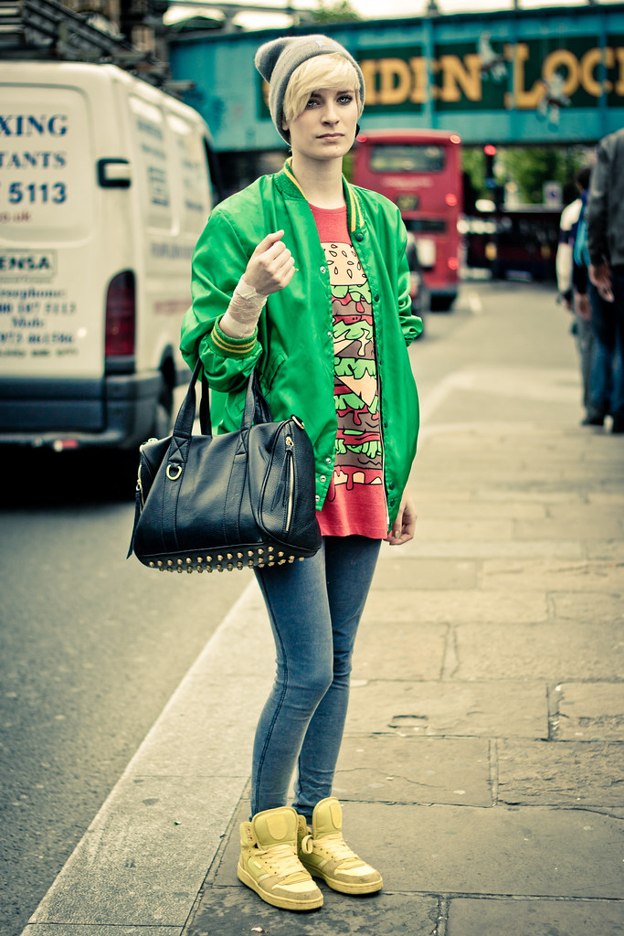 Fashion Bloggers From London