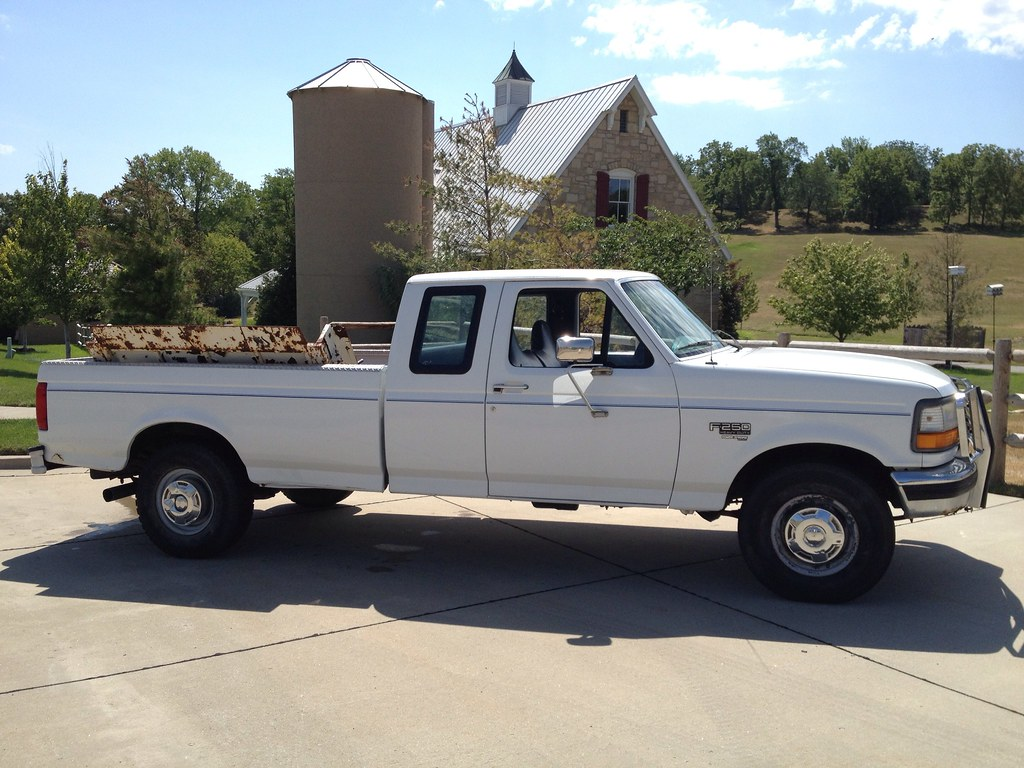 1997 ford f250 heavy duty 7 3l power stroke turbo diesel flickr. Black Bedroom Furniture Sets. Home Design Ideas