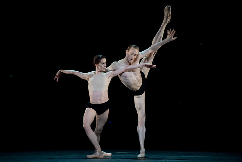 Olivia Cowley and Edward Watson in Carbon Life. ©Bill Cooper/ROH/2012 | by Royal Opera House Covent Garden