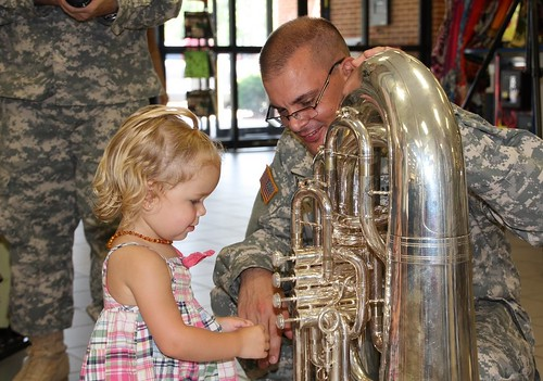Making music | by The National Guard