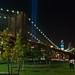Brooklyn Bridge + Lights