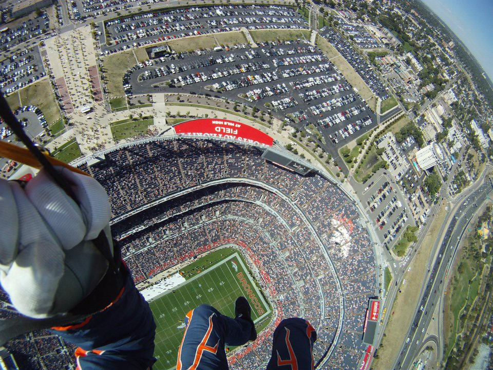 Sports Authority Field At Mile High Denver