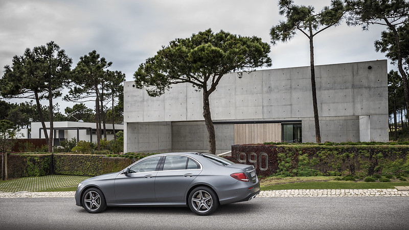 The new E-Class Press Test Drive, Lisbon 2016, CarbonOctane