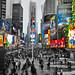 Luminous Time Square