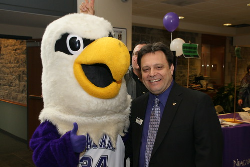 Graduate School Open House | March 17, 2012 | by niagarauniversity