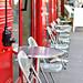 Cafe in the Marais (Paris)