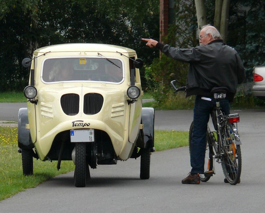 Dreirad für Erwachsene - Spezialist für Dreiräder und