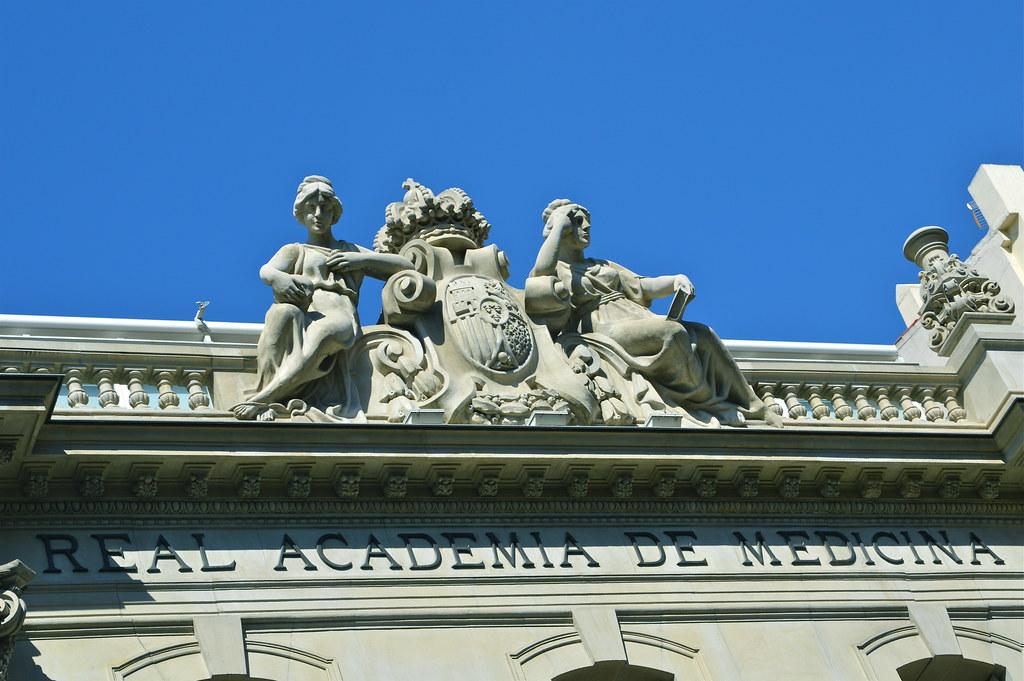 Nacional y Real Madrid Real Academia Nacional de