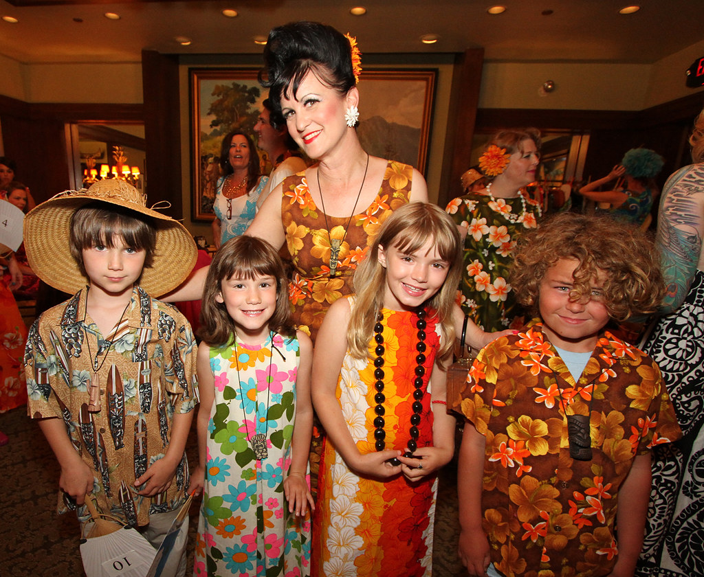 Trader Vic 39 S Tiki Oasis Pre Party Fashion Show Flickr