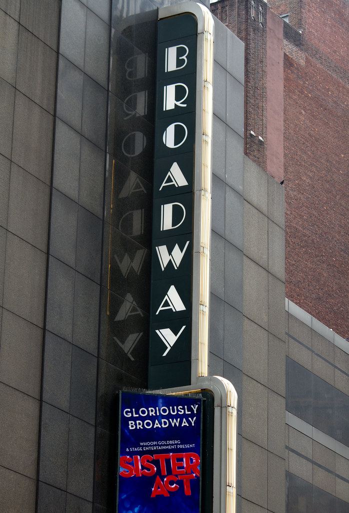 Sister Act Broadway Sister Act Broadway Theatre