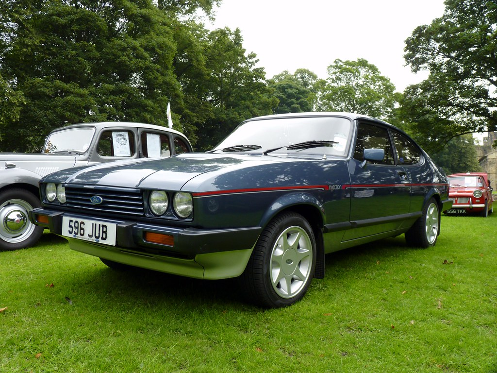 ford capri 2 8 injection a very fine looking capri the c flickr. Black Bedroom Furniture Sets. Home Design Ideas