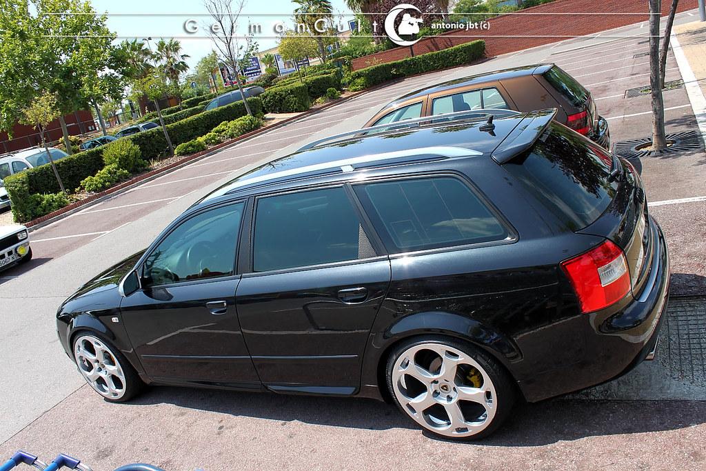 Audi A4 B6 Avant Aj Photography Flickr