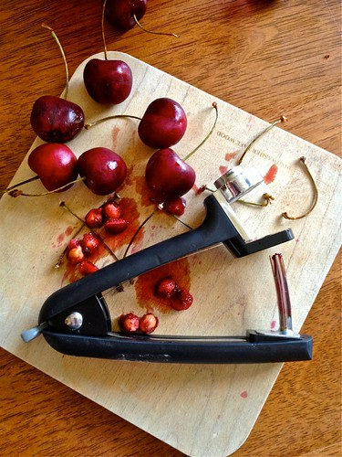 Cherry Pitter | by Hungry Housewife