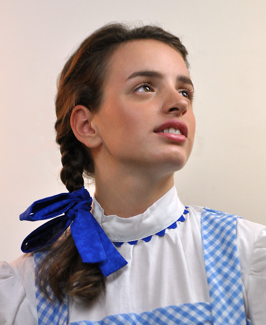 Dorothy gale of oz lindsey gray as dorothy this is the for Dorothy gale