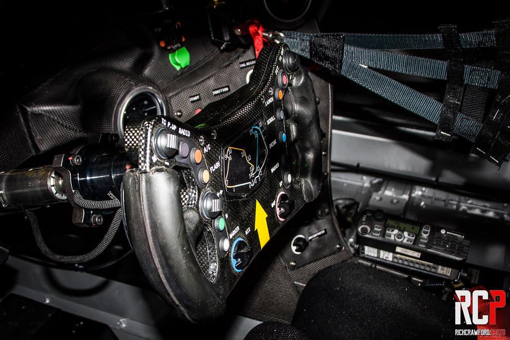 Ferrari 488 Gt3 Cockpit Blancpain Endurance Cup
