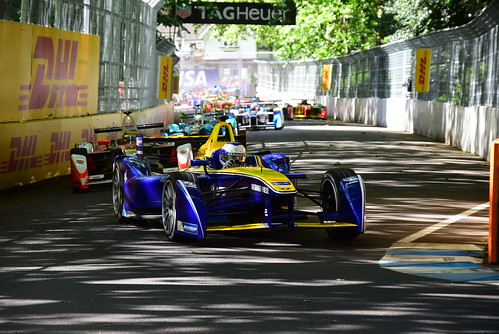 Nicolas Prost, Renault e.Dams, FIA Formula E Championship, London 2016