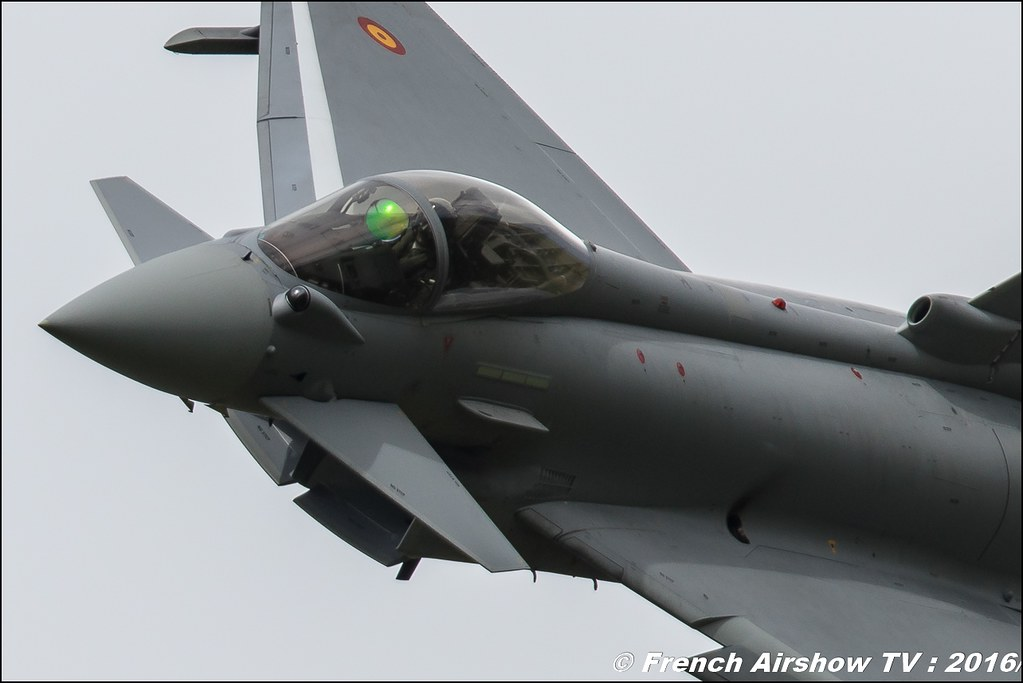 Eurofighter Typhoon Spain , EADS , display , Meeting de l'air BA-702 Avord , Meeting Aerien Avord 2016 , FOSA , Armée de l'air , Canon Reflex , EOS System