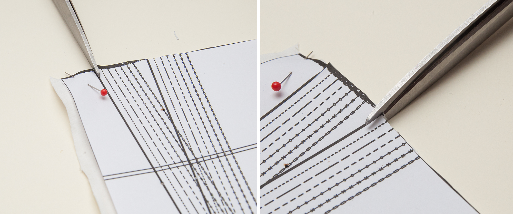 The quick and easy way to sew darts