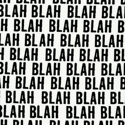 blah blah blah essay