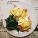 homemade eggs benedict